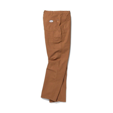 Rasco FR FR4507BN Brown Duck Carpenter Pants - Fire Retardant Shirts.com