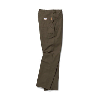 Rasco FR FR4507GN Green Duck Carpenter Pants - Fire Retardant Shirts.com