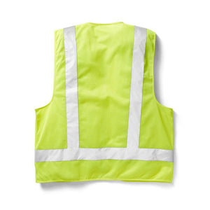 Rasco Non-FR HV-YV201 Hi-Vis Surveyor's Vest