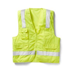 Rasco Non-FR HV016 Hi-Vis Surveyor's Vest