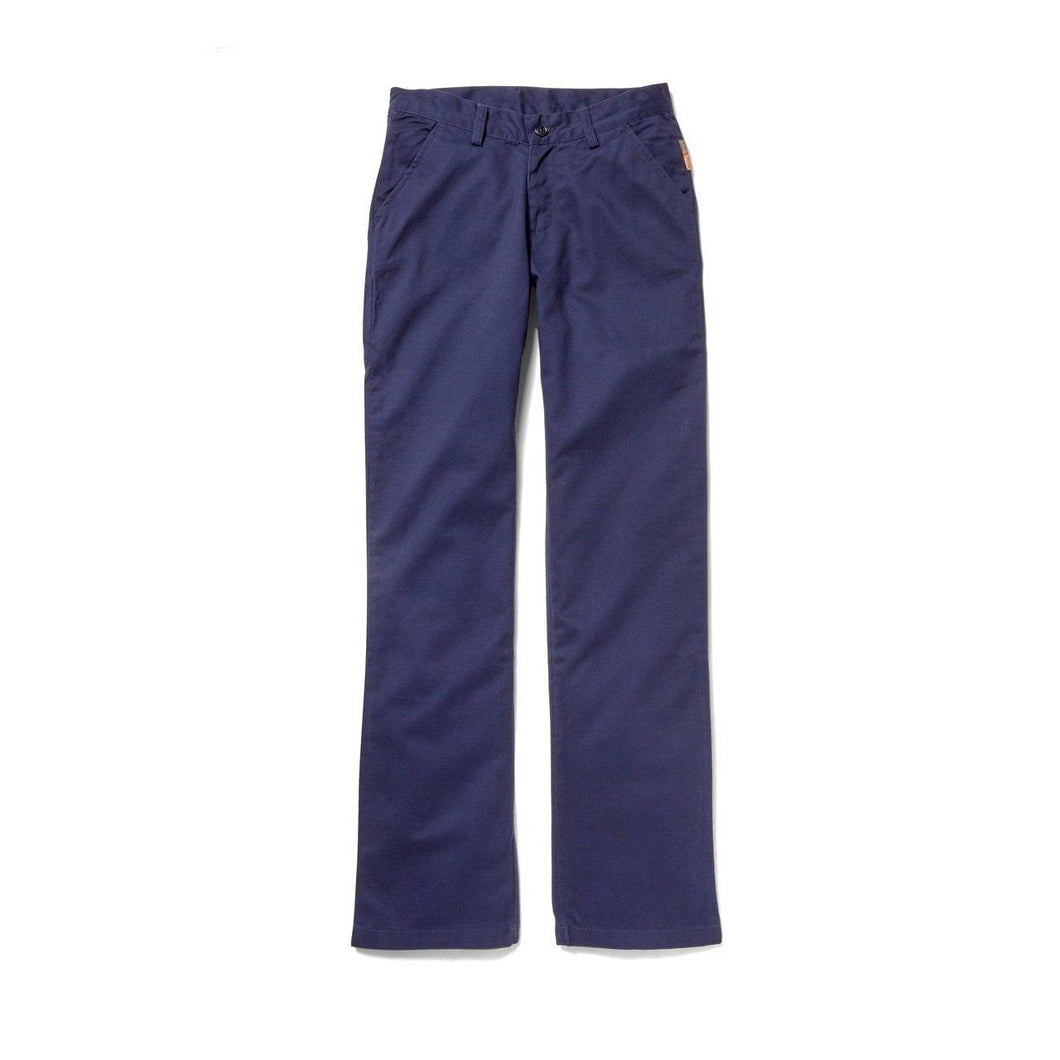 Rasco FR FR5303NV Women's Navy FR Pants