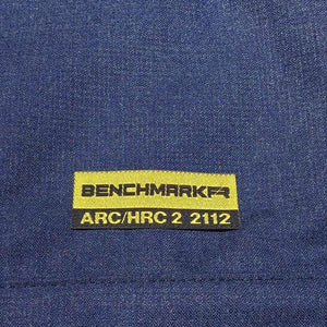 Benchmark FR 1029FRLB Light Blue Silver Bullet Shirt - Fire Retardant Shirts.com