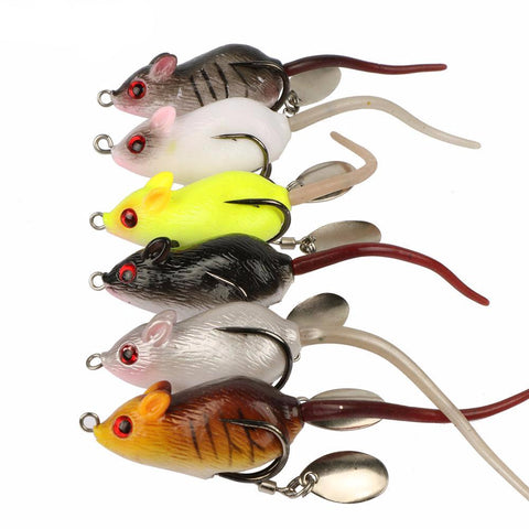 Mouse Lures Swimbaits