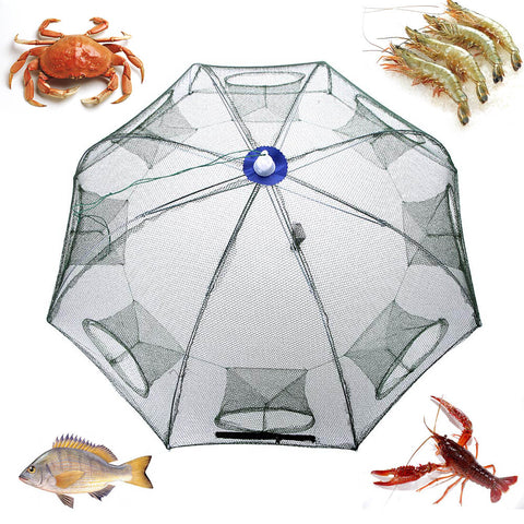 Automatic Fishing Net