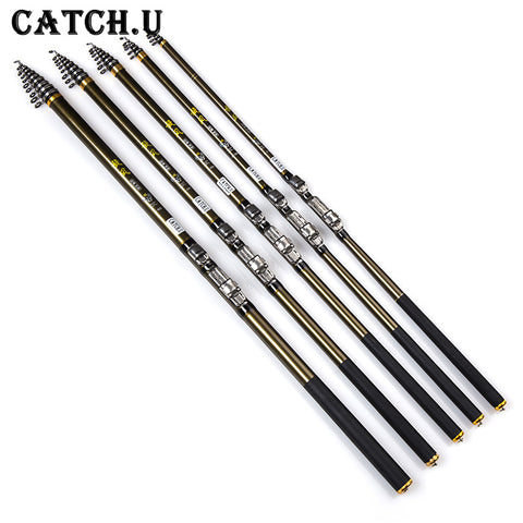Carbon Telescopic Rod For Spinning Fishing
