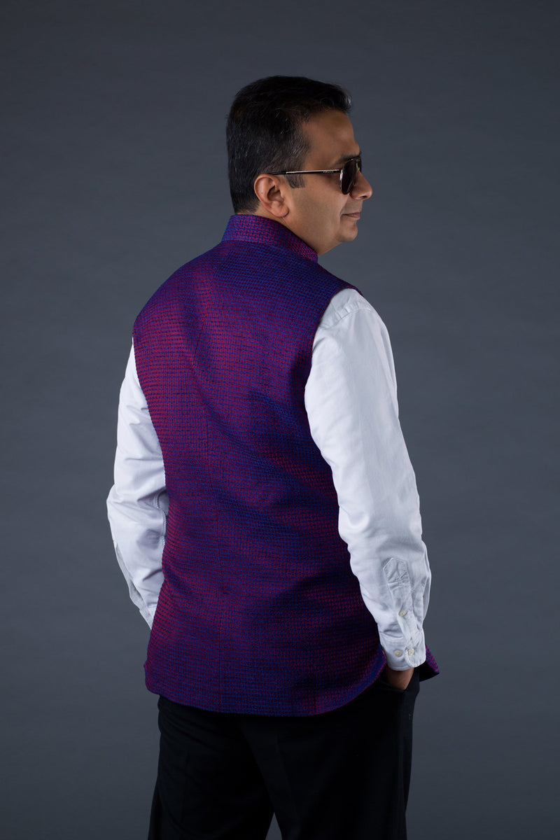Class of Benaras - A classic waistcoat for all occasion