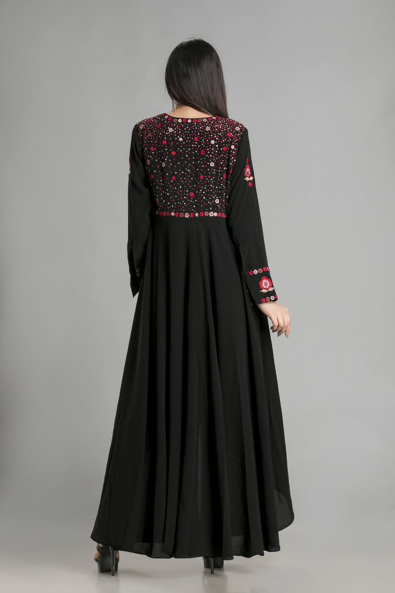 Shaaam Savera-A delightful mix of soft morning hues with a nocturnal colours