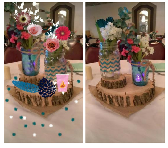 Centerpiece Comparison