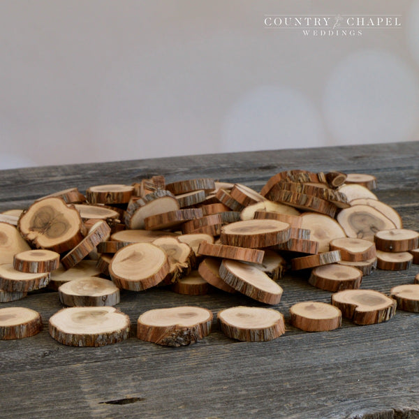 Assorted Wood Slices