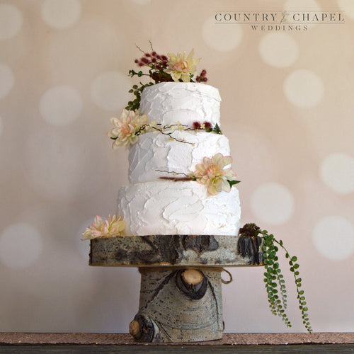 Tiered Cake Stand - Aspen