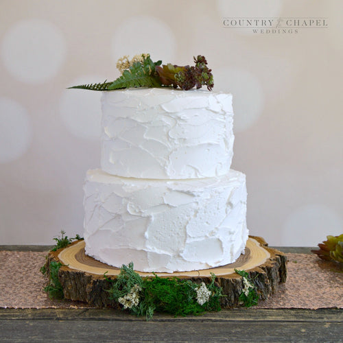 Mossy Woodland Cake Stand