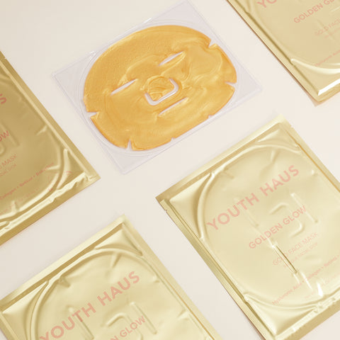 Youth Haus 24k Gold Face Mask