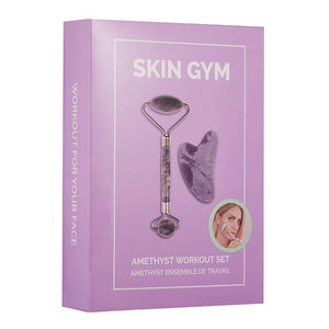 Skin Gym Amethyst Workout Set