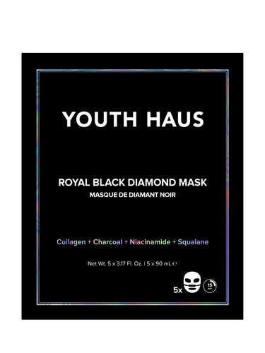 Hyaluronic Acid & Collagen Face Mask