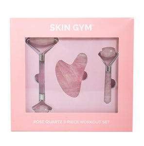 Rose Quartz 3 Piece Workout Set
