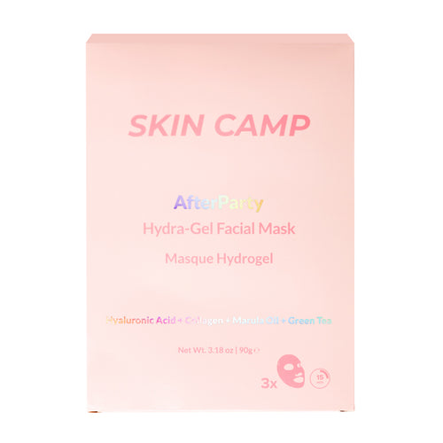 AfterParty Hydra-Gel Pink Mask Pack ( 3 Pack )