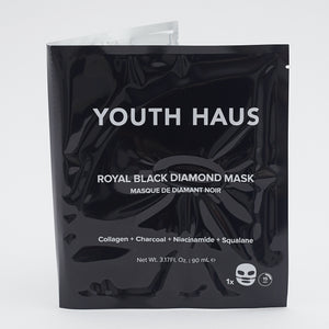 black diamond face mask