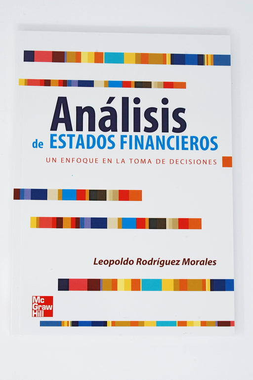 Analisis De Estados Financieros Rodriguez, Leopoldo 9786071507396 McGraw-Hill