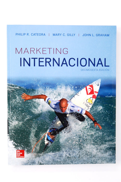 Marketing Internacional Cateora, Philip R. 9786071512093 McGraw-Hill