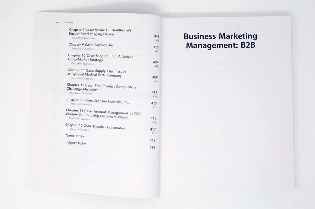 Aise Business Marketing Management Michael D. Hutt, Thomas W. Speh 9781133189572 Cengage