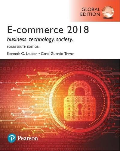 E-commerce 2018