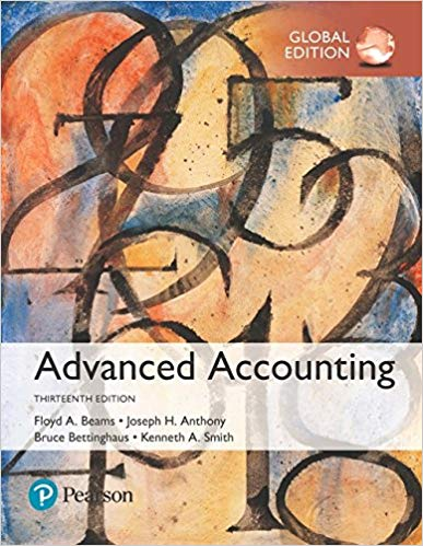 Advanced Accounting, Gep13
