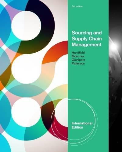 Aise Sourcing And Supply Chain Management