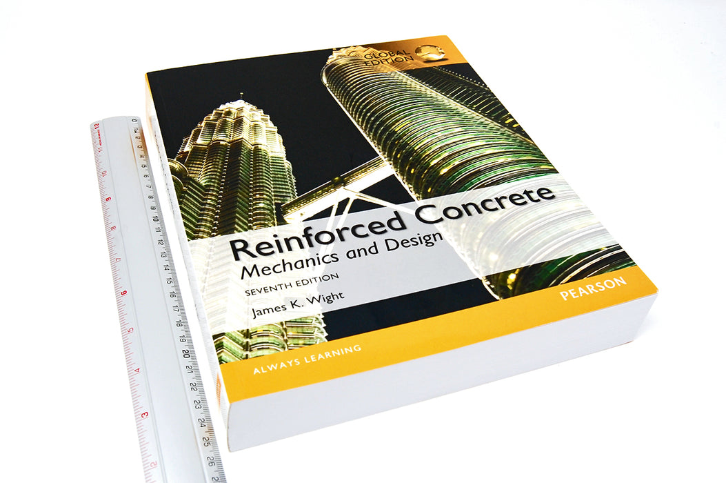 Reinforced Concrete: Mechanics James K. Wight 9781292106007 Pearson