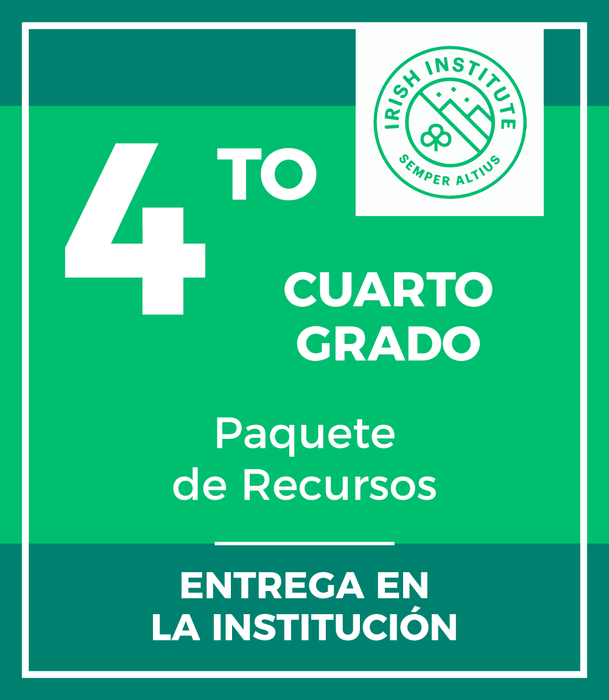 Instituto Irlandés: Recursos de 4to Grado