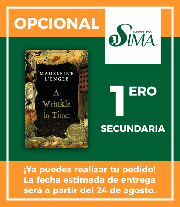 Instituto SIMA: 1 Secundaria (A WRINKLE IN TIME)