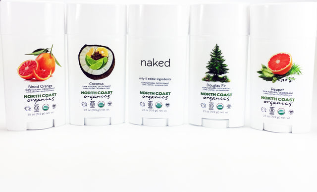 Photo of our Certified Organic deodorant that make up our 2 dollar deodorant club