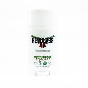 North Coast Organics Certified Organic Deodorant Photo - Revolver Front Label