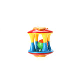 3pcs Baby Rattles Toy Ball Ring jingle