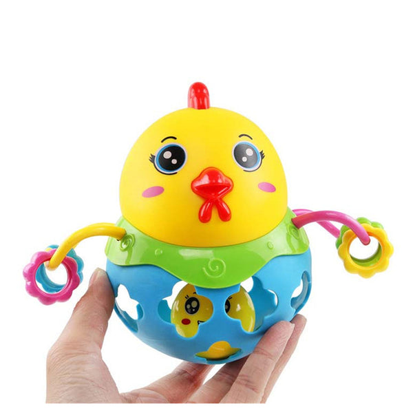 Rattles Handbell Chicken Musical Instrument