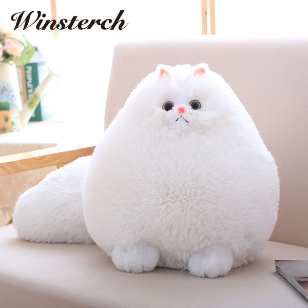 Plush Toy Fluffy Cats Persian