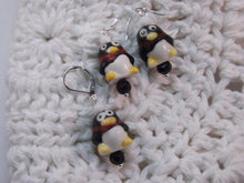 Super Cute Penguin Stitch Marker Set