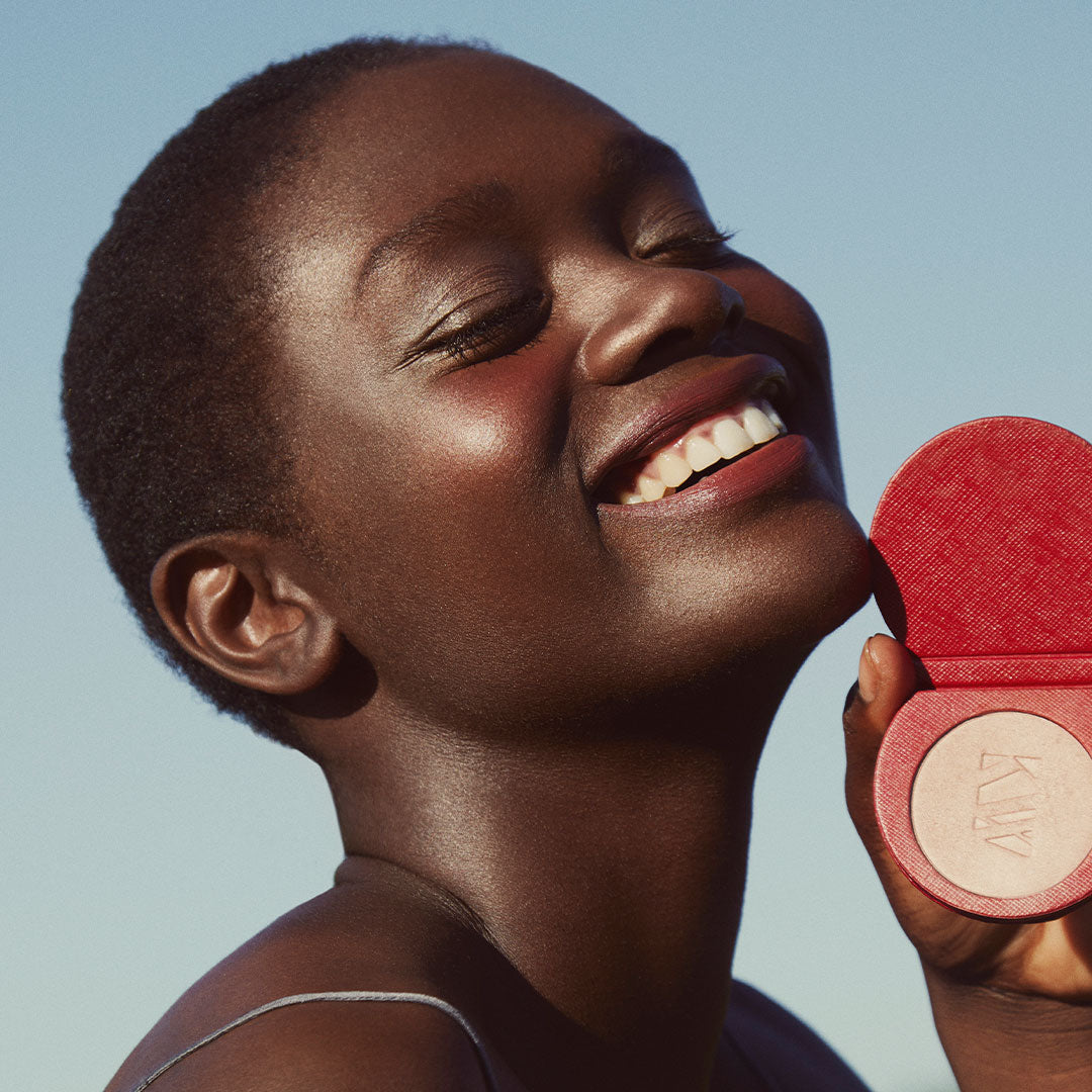 Powder Highlighter Red Edition - Luminous