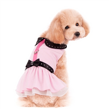 Easy-D Bling Dog Dress by Dogo - Pink