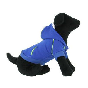 Sport Dog Hoodie by Doggie Design - Nautical Blue