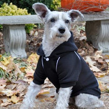 Sport Dog Hoodie by Doggie Design - Jet Black