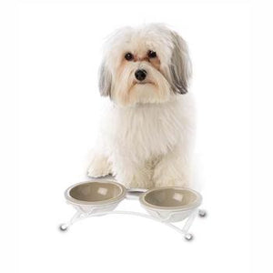 Toftee's Paws Pet Diner Set