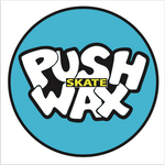 Push: Blue Raspberry Skateboard Wax