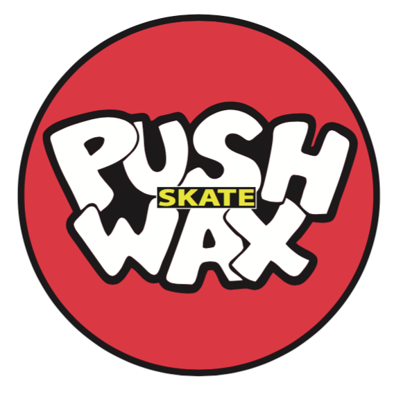 Push: Red Cherry Skateboard Wax