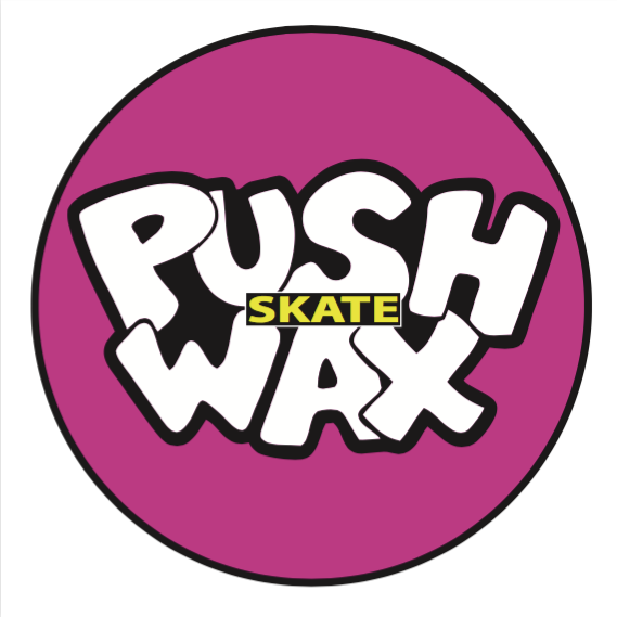 Push: Berry Blast Skateboard Wax
