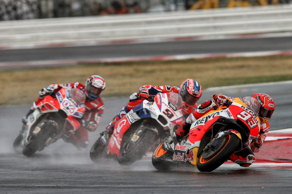 Márquez and Pedrosa return to action