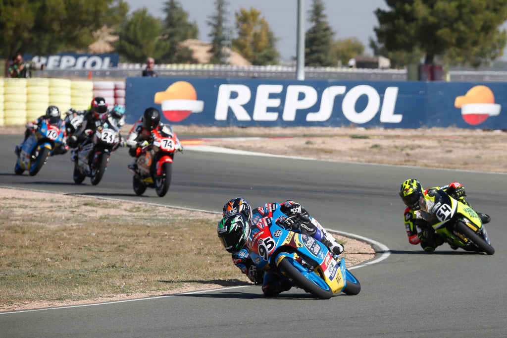 The FIM CEV Repsol to finish the 2019 season in Valencia