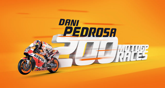 Dani Pedrosa to make 200th MotoGP appearance this weekend