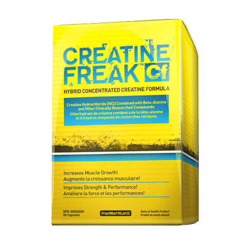 CREATINE FREAK | PHARMAFREAK