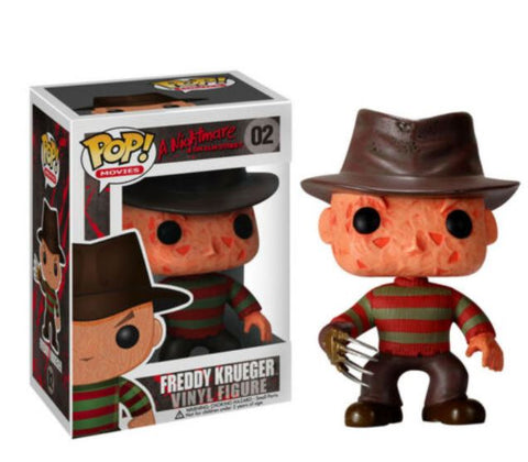 Mint Freddy Krueger Funko Pop Figure - MiscGoodies