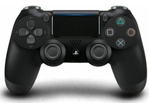 Sony PlayStation 4 PS4 Dualshock 4 Wireless Controller SECOND GENeration (BLACK) - MiscGoodies